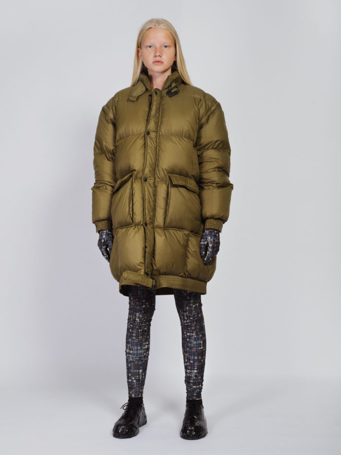 Puffer jacket Alexandra Moura X Duffy