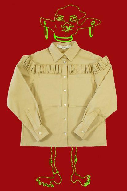Camisa Alexandra Moura