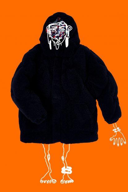 Puffer jacket Alexandra Moura
